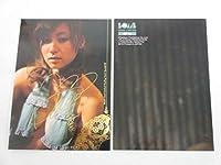 BOMB CARD LIMITED 木口亜矢2 トレカ スペシャルカードSP12/金箔サインカード