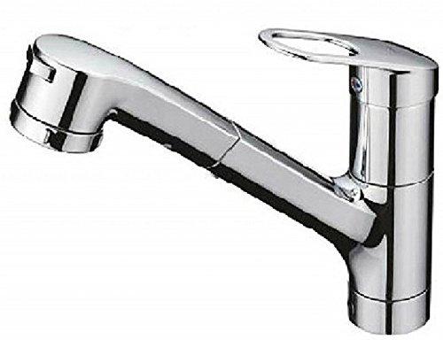 RoomClip商品情報 - TOTO キッチン ハンドシャワー水栓 TKGG32PBEYL シングルレバー混合水栓
