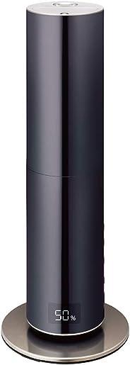 ドウシシャ 加湿器 ハイブリッド式 クレベリンLED搭載 除菌 抗菌 タイマー付き ミラー d-design