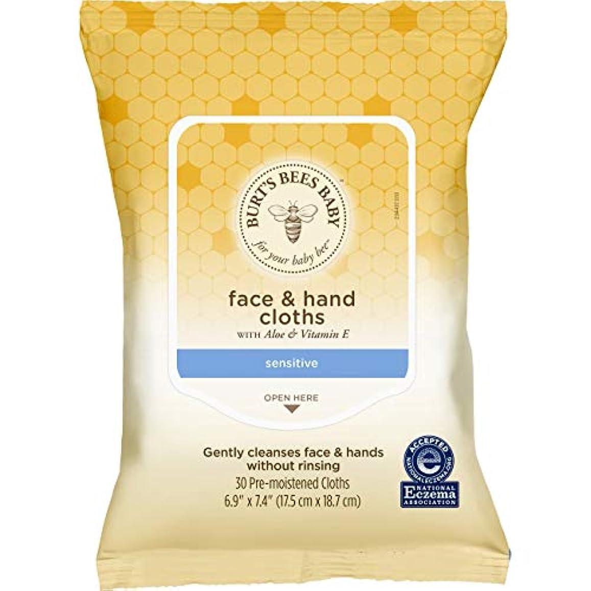 テメリティから聞くBurt's Bees Baby Bee Face & Hand Cloths - 30 ct by Burt's Bees