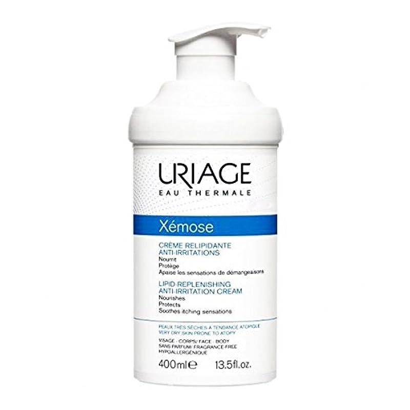 過激派一節商品Uriage X駑ose Universal Emollient Cream 400ml [並行輸入品]