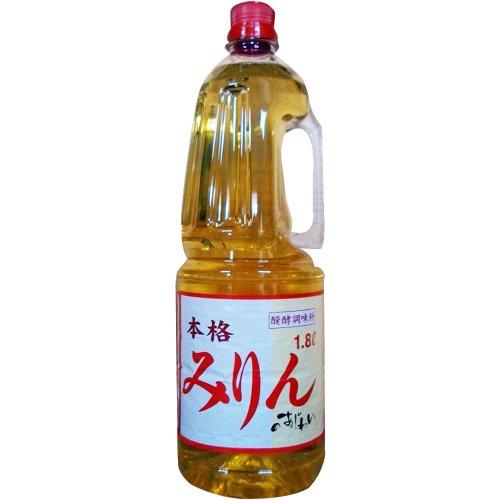 サンフーズ 本格みりんの味わい 1.8L
