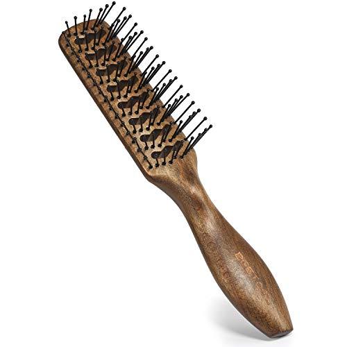 櫛 木製マッサージ櫛 Bestool ヘアケア 薄毛改善用 おしゃれなクシ ストレス解消