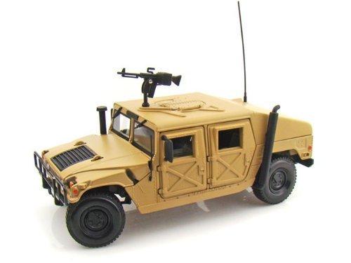 おもちゃ ホビー Hummer ハマー Military Humvee 1/18 Sand 模型 トイ [並行輸入品]
