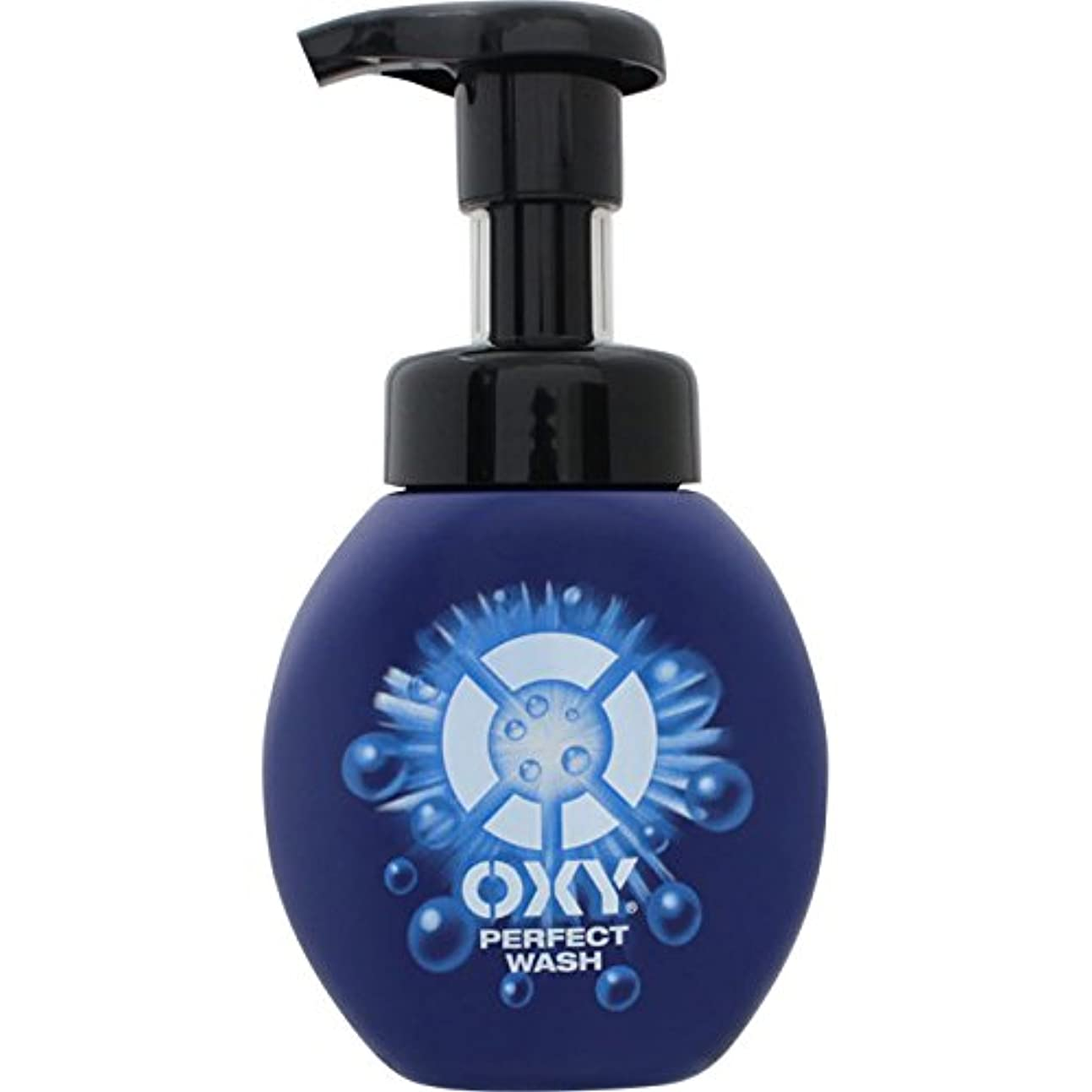 突進メディアどんよりしたオキシー (Oxy) パーフェクトウォッシュ 泡タイプ 洗顔料 150mL