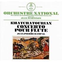 ハチャトゥリアン:フルート協奏曲