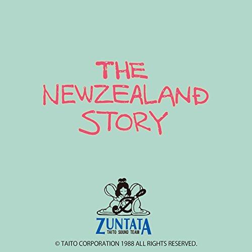 ニュージーランドストーリー オリジナルサウンドトラック