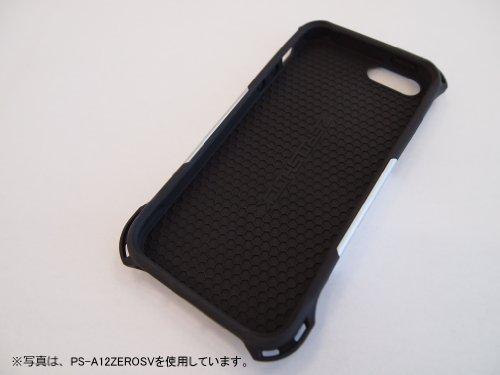 85a15637a6 『ELECOM iPhone SE/5/5S 全方向衝撃吸収ケース ZEROSHOCKシリーズ ブラック