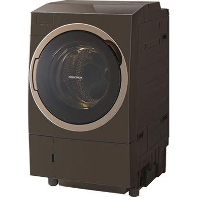 東芝 ドラム式洗濯乾燥機 グレインブラウン TW-117X3L-T