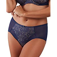 Berlei B523-DBU Women's Beauty Minimiser Deep Blue Brief