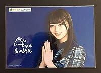 日向坂46 富田鈴花 ローソン ポスターブロマイド Lサイズコンプリン 生写真 けやき坂