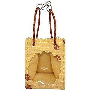 ねこだんご おさんぽ~ち 紙袋(足跡)