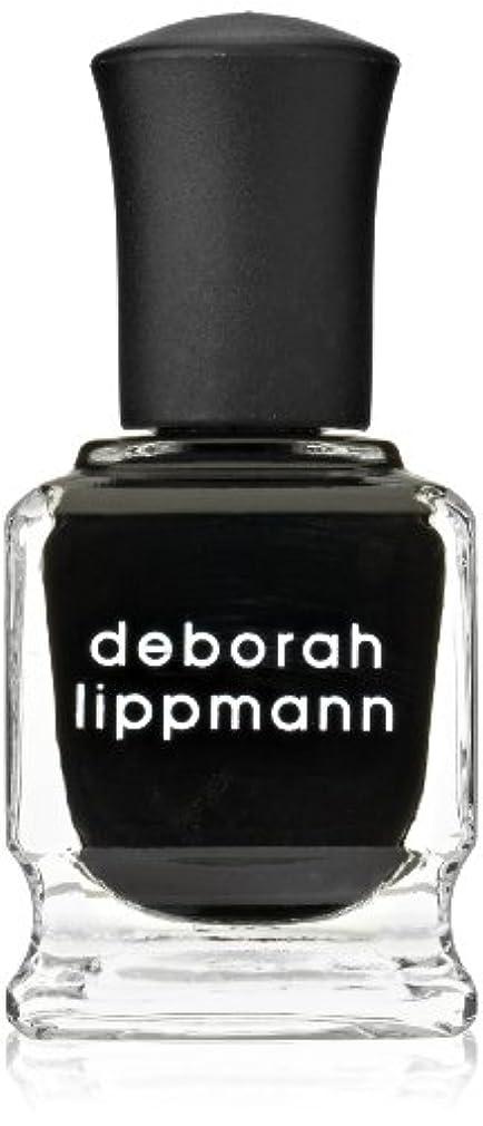 兄神秘フィルタ[Deborah Lippmann] デボラリップマン フェイド トゥ ブラック FADE TO BLACK マットなブラック。 発色よく透けずにしっかり色付きます カッコイイ、インパクトのあるネイルポリッシュです 容量...