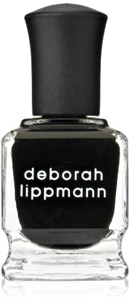 スペイン語自由目覚める[Deborah Lippmann] デボラリップマン フェイド トゥ ブラック FADE TO BLACK マットなブラック。 発色よく透けずにしっかり色付きます カッコイイ、インパクトのあるネイルポリッシュです 容量...