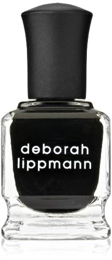 能力見捨てられた木曜日[Deborah Lippmann] デボラリップマン フェイド トゥ ブラック FADE TO BLACK マットなブラック。 発色よく透けずにしっかり色付きます カッコイイ、インパクトのあるネイルポリッシュです 容量...