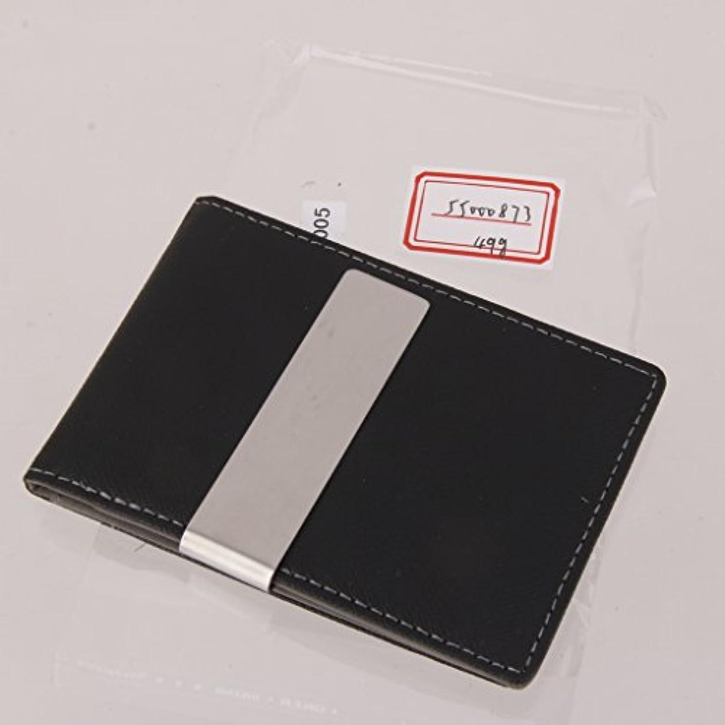 あいまいな広くパリティ【ノーブランド 品】メンズ マネークリップ スリム 財布 ID クレジットカード 財布 グレー