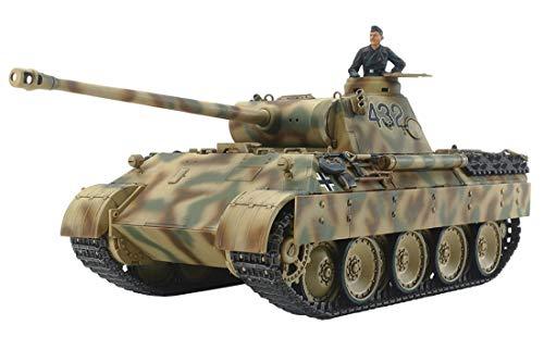 1/48 ミリタリーミニチュアシリーズ No.97 ドイツ戦車 パンサーD型 32597