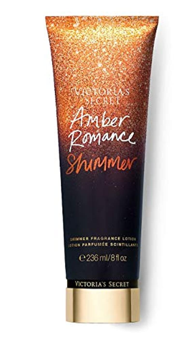 時計告発差別Victoria's Secret(ヴィクトリアシークレット)Holiday Shimmer Fragrance Lotion Amber Romance