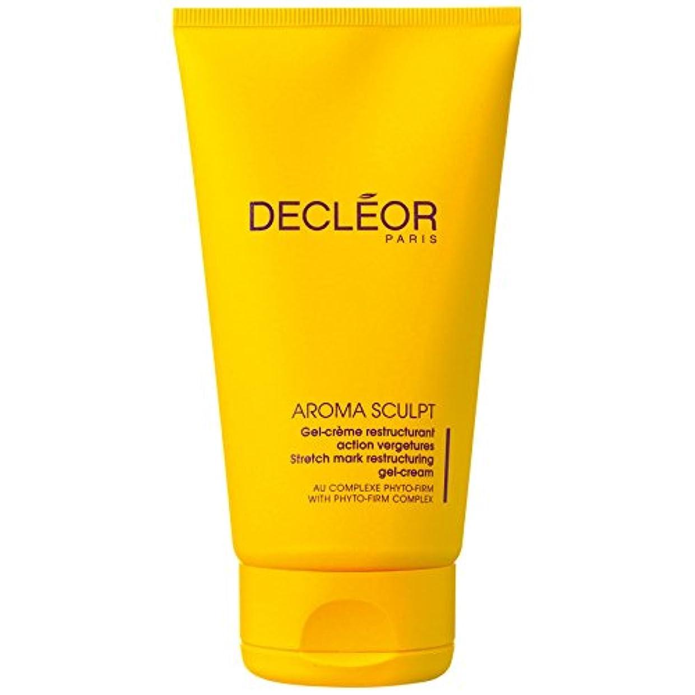リスキーな祭司半島[Decl?or] デクレオールアロマスカルプトストレッチマークリストラゲルクリーム150ミリリットル - Decl?or Aroma Sculpt Stretch Mark Restructuring Gel Cream...