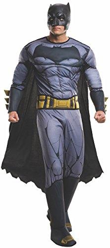 バットマンvsスーパーマン バットマン デラックス コスチューム メンズ 165cm-175cm