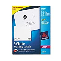 Avery? Shipping Labels with TrueBlock? Technology LABELADRS3.33X46/SH 41311 (Pack of2) [並行輸入品]