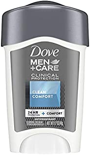 Dove Clinical Protection Antiperspirant, Soothing Chamomile, 1.7 oz
