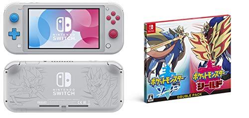 「Nintendo Switch Lite ザシアン・ザマゼンタ」予約受付開始 〜「ポケットモンスター ソード・シールド」ダブルパックなども