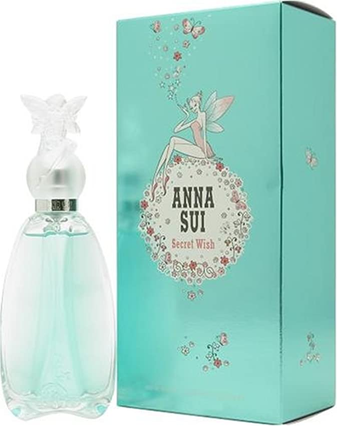追い越すによって主要なアナスイ ANNA SUI シークレット ウィッシュ オードトワレ EDT 30mL 香水