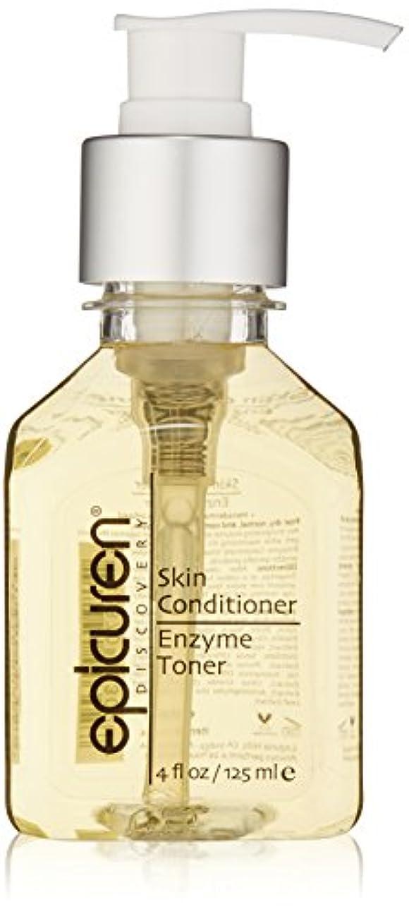観光防水自信があるEpicuren Skin Conditioner Enzyme Toner - For Dry, Normal & Combination Skin Types 125ml/4oz並行輸入品