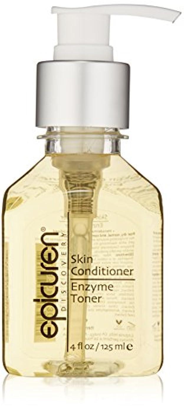 覚醒批判するボーナスEpicuren Skin Conditioner Enzyme Toner - For Dry, Normal & Combination Skin Types 125ml/4oz並行輸入品