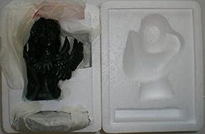 ベルセルク 胸像 フィギュア グリフィス 黒バージョン ブラック ヤングアニマル全員サービス Berserk ART OF WAR 白泉社