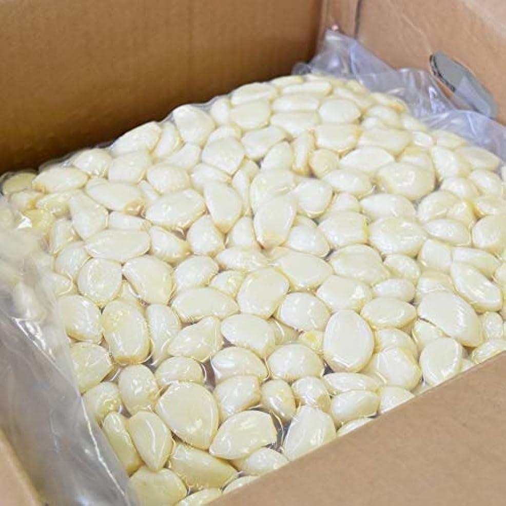 シャツ矛盾入学する中国産 ムキにんにく1kg×3パック(冷蔵)
