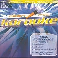 Audio Adrenaline 1 by Open Mic Karaoke