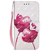 Samsung Galaxy S6 Edge ケース 手帳型 本革 レザー カバー 財布型 スタンド機能 カードポケット 耐摩擦 耐汚れ 全面保護 人気 アイフォン