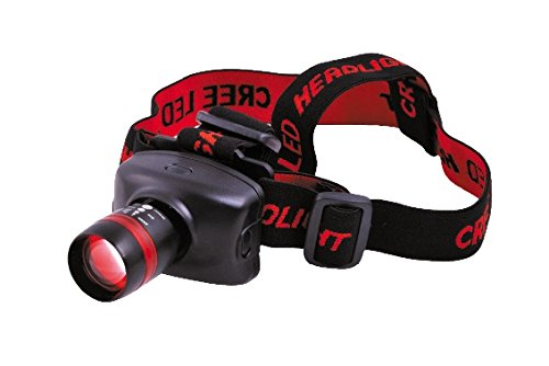 ヘッドライト LED 懐中電灯 T6 CREE 電池式 単3...