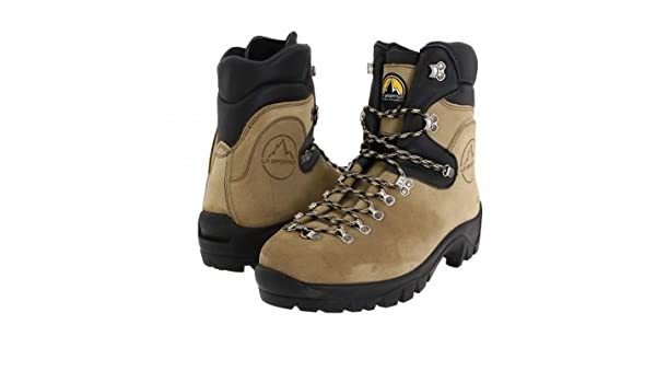 La Sportiva Glacier WLF Wildland Firefighting Mountaineering Boot Natural 44 11C