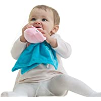 Gemini Fairy Cuddle Plush Lovely Animal Baby Blanket Security Blanket (Elephant) by Gemini Fairy