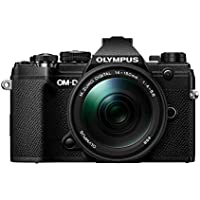 OLYMPUS ミラーレス一眼カメラ OM-D E-M5 MarkIII 14-150mmIIレンズキット ブラック
