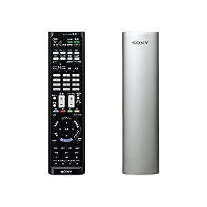 ソニー SONY 学習リモコン RM-PLZ530D : テレビ/レコーダーなど最大8台操作可能 シルバー RM-PLZ530D S