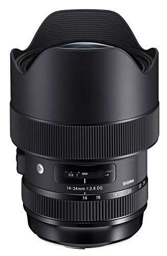 SIGMA 14-24mm F2.8 DG HSM | Art A018 | Canon EFマウント | Full-Size/Large-Format