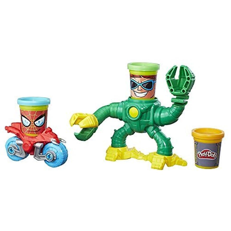 Play-Doh MVL Spiderman vs. Doc Ock Set [並行輸入品]