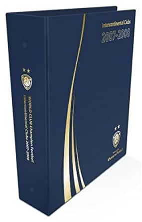 WCCF Intercontinental Clubs 2007-2008 オフィシャルカードバインダー