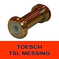 """T?SCH TSL-MESSING - Door viewer for doors 2.0""""-3.2"""" (50-80 mm) ? ドアビューアー、ドア用セキュリティデバイス"""