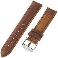 ダニエル・ウェリントン Dapper Durham DW00200130 腕時計ベルト ブラウンレザー