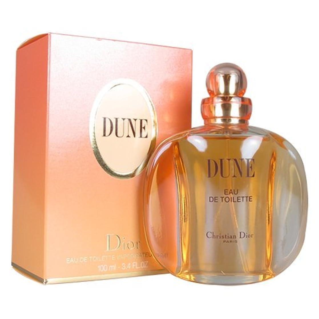 ミルク聴くキャプテンクリスチャン ディオール(Christian Dior) デューン オードゥ トワレ 100ml[並行輸入品]