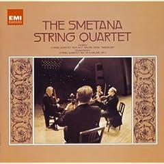 EMI 1966年録音 スメタナQによるドヴォルジャークの弦楽四重奏曲第12番の商品写真