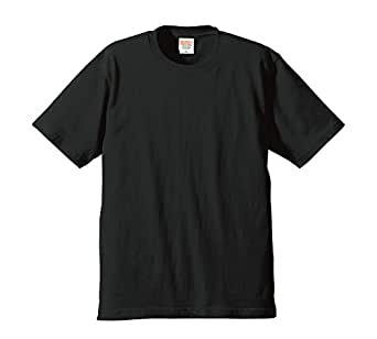 UnitedAthle(ユナイテッドアスレ) 6.2オンスTシャツ(アダルト) ブラック 2 XXXL