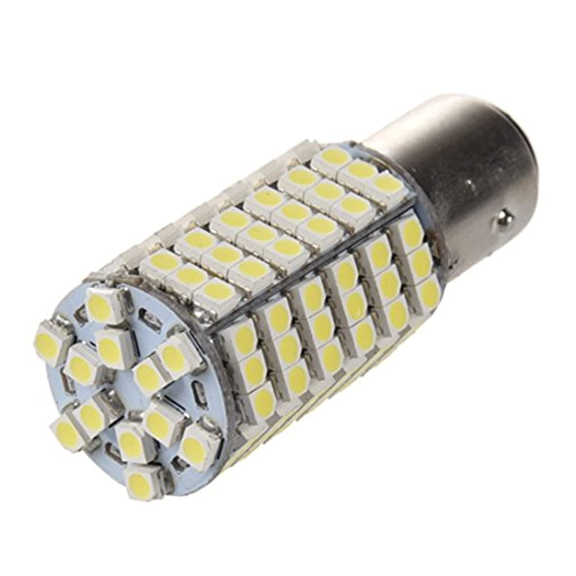 ログ肉ダムGaoominy 1157 1016 1034 120 SMD LEDテールライトP21 / 5W電球12V