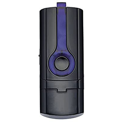 GPSロガー GT-730FL-S  USBドングルロガー canmore製 (黒(Black))
