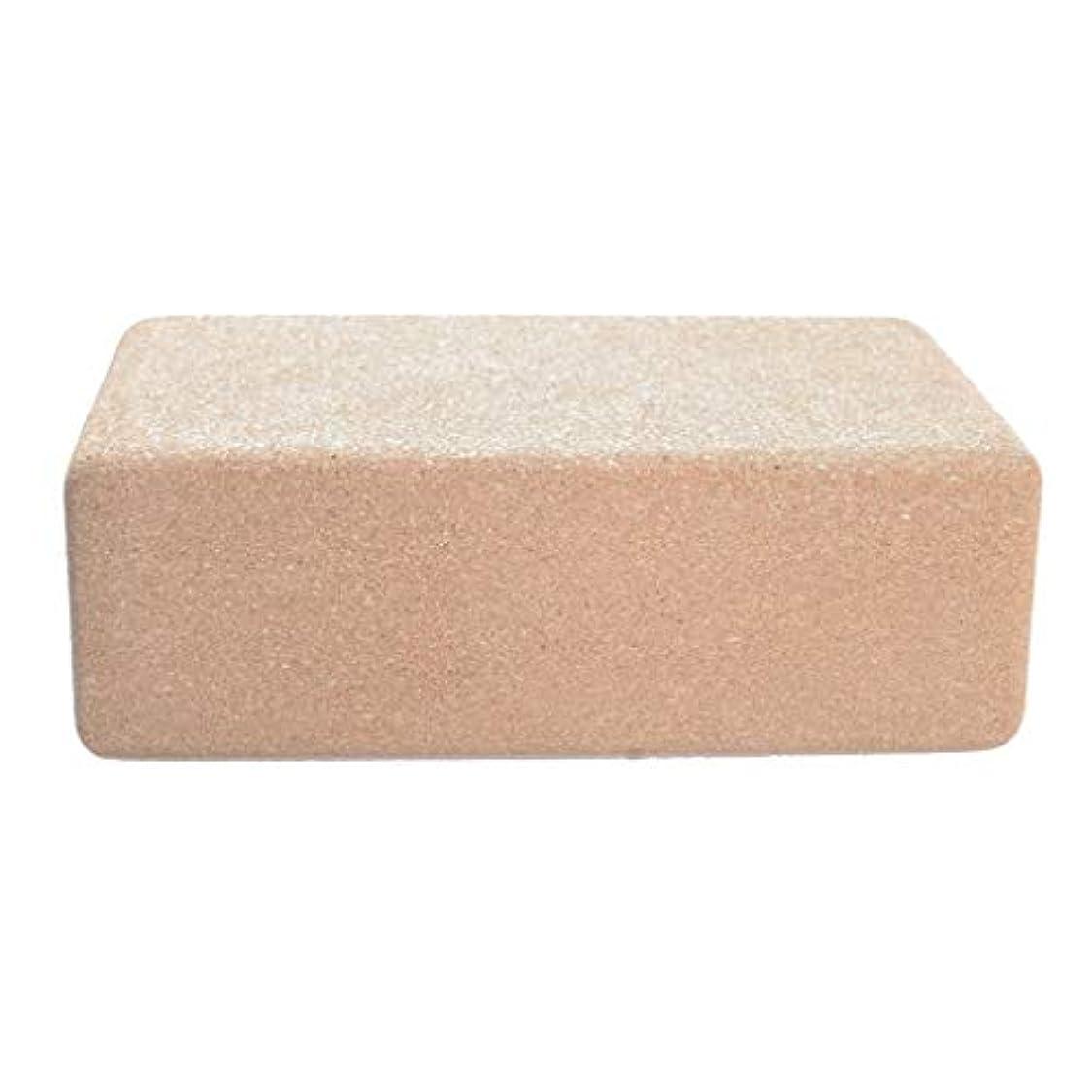 始める土曜日組KOROWA バックサポート ヨガ初心者 ブロックソフト 木製 ノンスリップ 臭気耐性防湿 ブロックレンガ